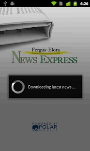 Fergus News Express - screenshot thumbnail