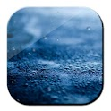 Xperia Z Rain Drop Wallpaper logo