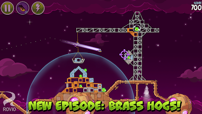 Angry Birds Space Premium Screenshot 41