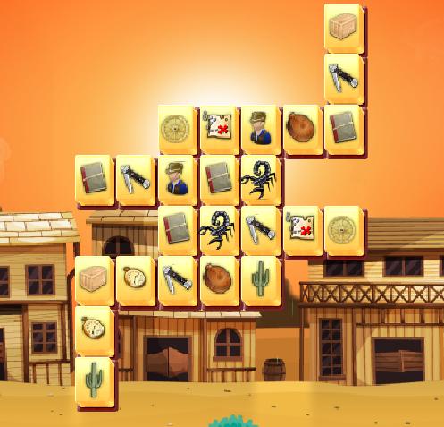 Sherrif Mahjong
