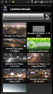 Cameras Nevada and Las Vegas - náhled