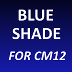 Blue Shade - CM12 Theme v2.3