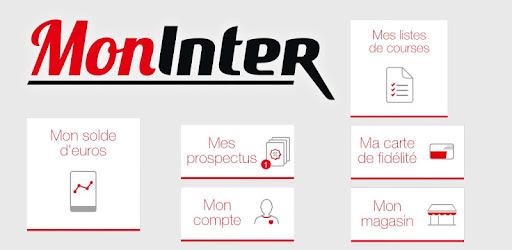 Carte Intermarche Belgique.Mon Inter Applications Sur Google Play