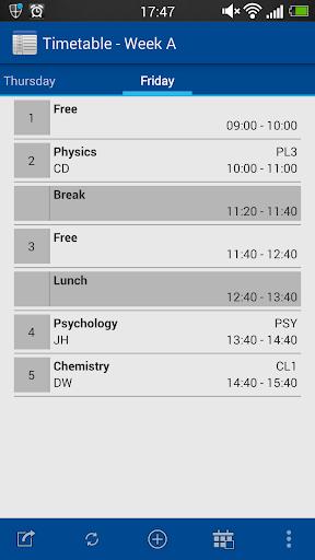 Timetable Pro