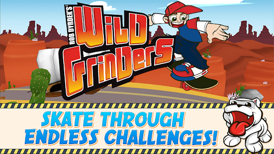 Wild Grinders - screenshot thumbnail