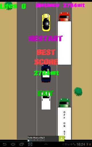 違法なカーレース