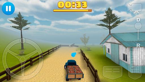 4×4越野農場遊戲