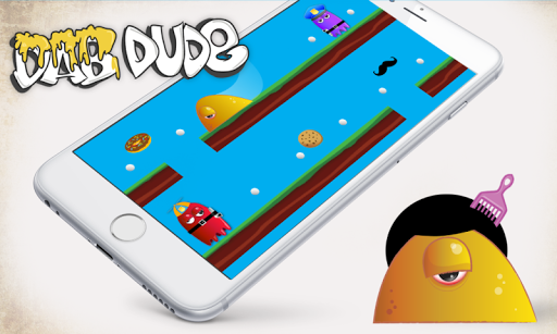 Dab Dude - Endless Drop Game