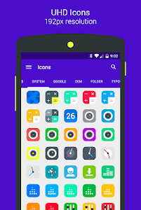 Goolors Elipse - icon pack v3.1.0