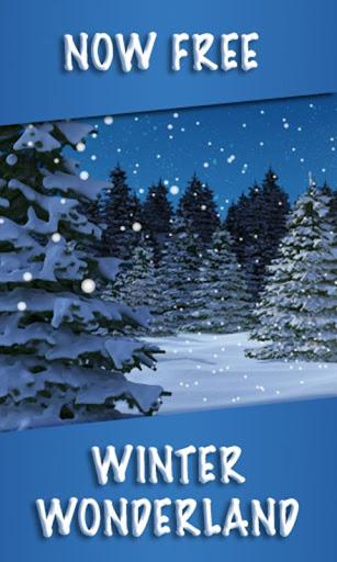 Winter Wonderland Wallpaper