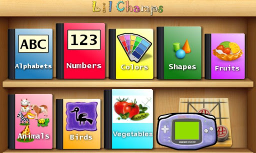 KIDS LEARNING GAMES FULL FREE