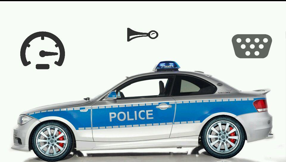 toddler kids car toy police screenshot