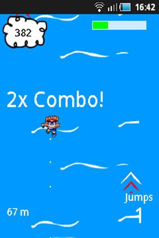 JuMp- screenshot