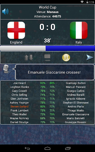 True Football National Manager 1.4.6 screenshots 20