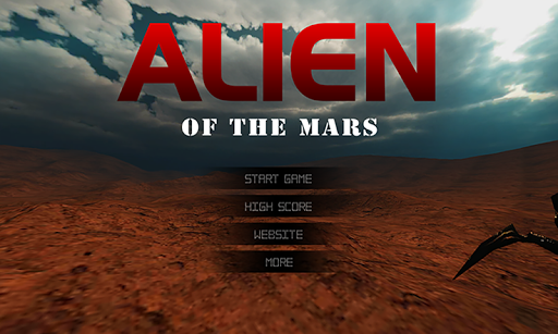 Alien of the Mars