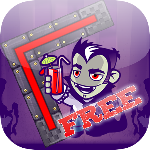 街機必備App|The Dracula Blood Flow FREE LOGO-綠色工廠好玩App