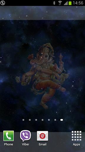 God Ganesh Live Wallpaper