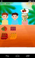 Screenshot of sell juice games