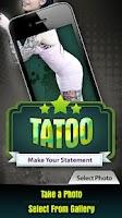 Screenshot of myTattoo: Tattoo Designs Salon