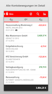 Sparkasse+ - screenshot thumbnail