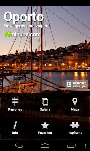 Oporto: Guía de viajes offline