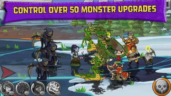 Monster Wars- screenshot thumbnail