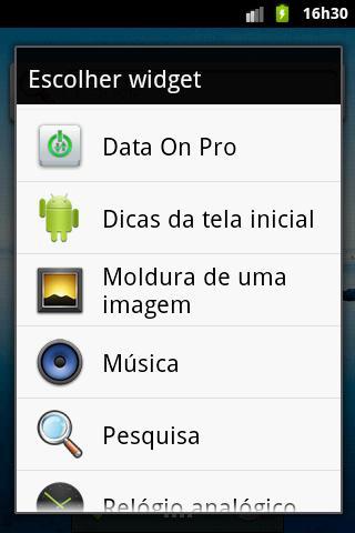 Data On Pro- screenshot