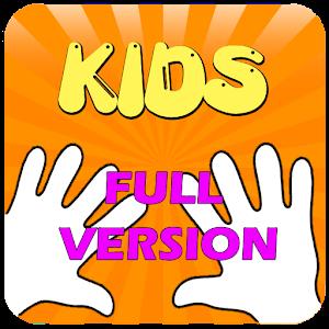 Kids Games Memory Child Full Icon