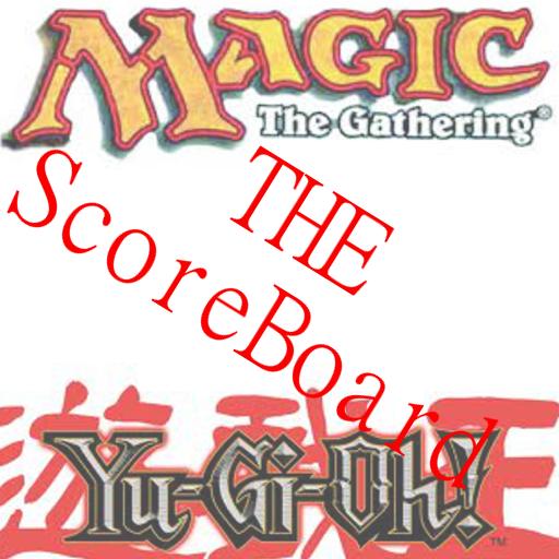 Magic&YuGiOh ScoreBoard LOGO-APP點子