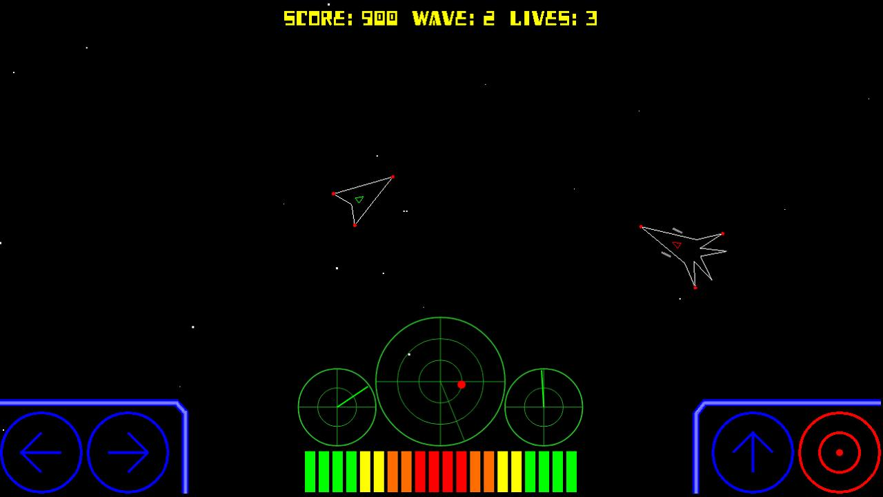 Dogfight 3012- screenshot