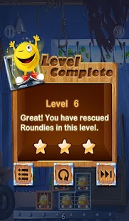 Save the Roundy - Six escape!- screenshot thumbnail