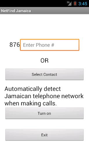NetFind Jamaica