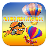 Flying Fish Jetpack
