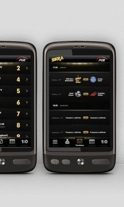 PGE Skra Belchatow - screenshot