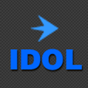 아이돌 플레이어 icon