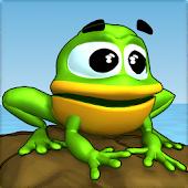 Frantic Frogger