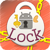 Secret Lock -Lock app screen-