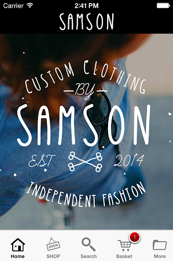 Samson Clothing