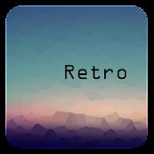 Material Retro Theme CM11/PA