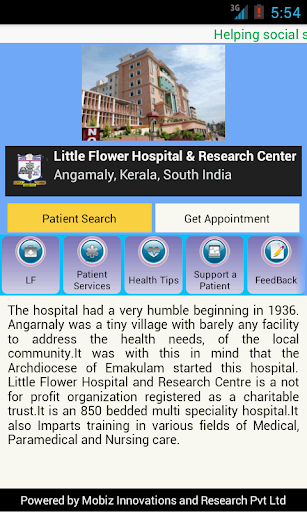 Little Flower Hospital
