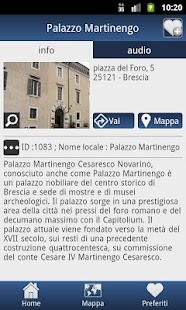 Brescia una guida utile - screenshot thumbnail