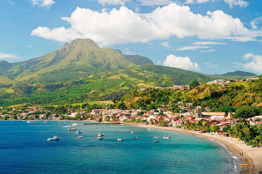 Saint-Pierre-Martinique - Founded in 1635, Saint Pierre doubles as the capital Martinique and as a center for the arts and culture.