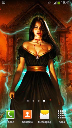 Download Vampires Live Wallpaper Google Play Softwares