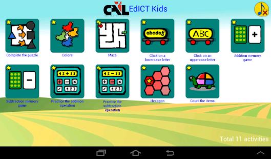 CAL EDICT Kids
