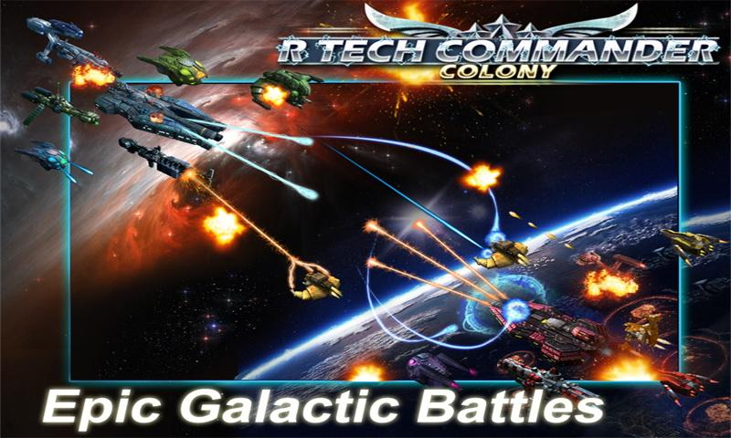 R-Tech Commander Colony- screenshot