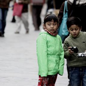 by Rajkumar Biswas - Babies & Children Children Candids