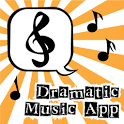 Dramatic Music App Plus icon