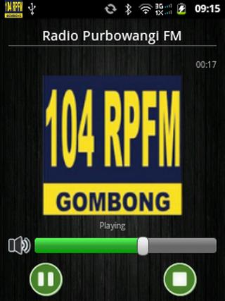 Radio Purbowangi FM