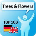 100 Trees & Flowers Keywords icon