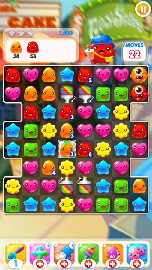 Jelly Mania - screenshot